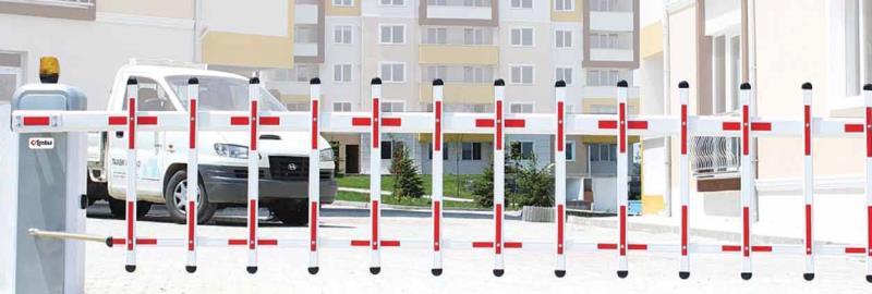5 çitli bariyer