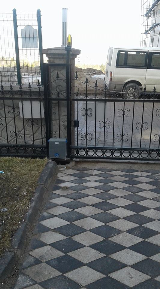 Bahçe Kapısı 2