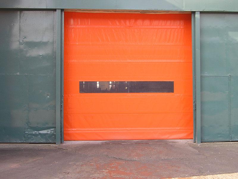 hızlı branda kapılar