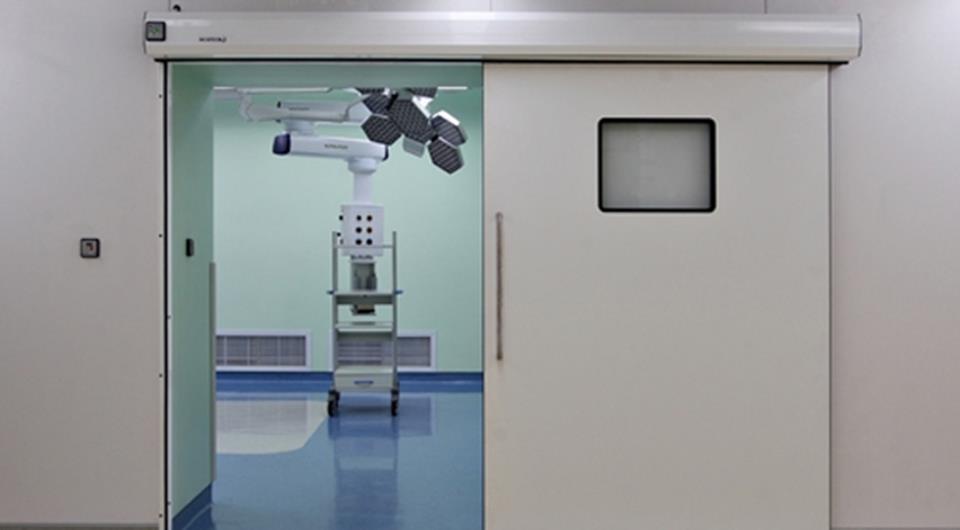 Hermetik Hastahane Kapıları